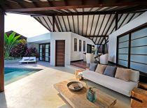 Villa The Layar - 1 bdr , Coin salon