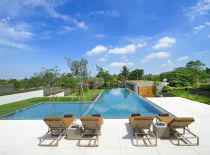 Villa The Iman, Piscine Grande Largeurs